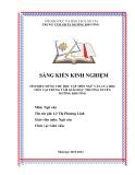 SKKN: Tìm hiểu hứng thú học tập môn Ngữ Văn của học viên tại Trung tâm Giáo dục thường xuyên Mường Khương