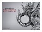 Đề cương bài giảng Thiết kế poster quảng cáo thương mại - Đào Đức Khôi