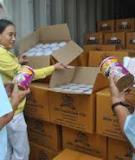 Tiểu luận: Giám định hàng hóa trong xuất nhập khẩu