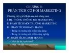 Bài giảng Quản trị Marketing: Chương 2 - Phạm Thị Ngọc Thảo