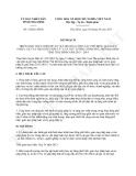Kế hoạch 53/KH-UBND năm 2013 tỉnh Thái Bình