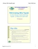 Bài giảng Quản trị chiến lược: Chương 2 - TS Nguyễn Hữu Lam
