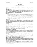 Thẩm định dự án - Bài tập 4