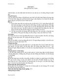Thẩm định dự án - Bài tập 3