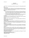 Thẩm định dự án - Bài tập 2