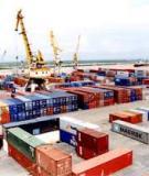 Luận án Tiến sĩ Kinh tế: Thúc đẩy xuất khẩu vào thị trường EU của các doanh nghiệp giầy dép trên địa bàn Hà Nội