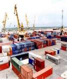 Luận án Tiến sĩ Kinh tế: Thúc đẩy xuất khẩu dịch vụ của Việt Nam khi là thành viên của Tổ chức Thương mại Thế giới (WTO)