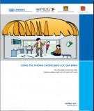 Ebook Công tác phòng chống bạo lực gia đình: Phần 2 - NXB. Hà Nội