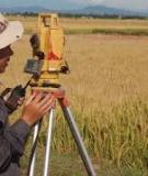 Báo cáo thực tập: Quy trình đo đạc phục vụ công tác cấp giấy chứng nhận quyền sử dụng đất huyện Châu Thành tỉnh Đồng Tháp