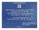 Đề tài: Thực trạng và giải pháp nhằm nâng cao hiệu quả quản trị nguồn nhân lực cho Khách sạn Thái Thiên 2 tại TP. HCM