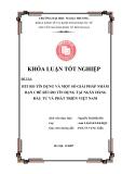 Khóa luận tốt nghiệp: Rủi ro tín dụng và một số giải pháp nhằm hạn chế rủi ro tín dung tại ngân hàng Đầu tư và phát triển Việt Nam