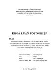 Khóa luận tốt nghiệp: Đánh giá rủi ro tín dụng và các biện pháp ngăn ngừa rủi ro tín dụng trong hoạt động tín dụng tại Ngân hàng nông nghiệp và phát triển nông thôn Việt Nam - chi nhánh bắc Hà Nội