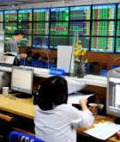Luận án Tiến sĩ Kinh tế: Phát triển hoạt động của công ty chứng khoán ở Việt Nam