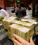 Luận án Tiến sĩ Kinh tế: Phát triển dịch vụ ngân hàng hỗ trợ doanh nghiệp vừa và nhỏ ở Việt Nam