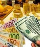 Luận án Tiến sĩ Kinh tế: Phát triển kinh doanh ngoại tệ trên thị trường quốc tế của các ngân hàng thương mại Việt Nam