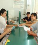 Luận án Tiến sĩ Kinh tế: Hoàn thiện tổ chức và hoạt động của hệ thống quỹ tín dụng nhân dân Việt Nam