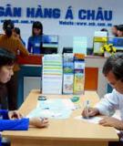 Luận án Tiến sĩ Kinh tế: Hiện đại hóa hoạt động của các ngân hàng thương mại Việt Nam