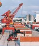 Luận án Tiến sĩ Kinh tế: Rào cản phi thuế quan đối với xuất khẩu hàng hóa của Việt Nam