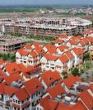 Luận án Tiến sĩ Kinh tế: Nâng cao năng lực quản lý nhà nước đối với thị trường nhà ở, đất ở đô thị (áp dụng tại Hà Nội)