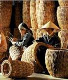 Luận án Tiến sĩ Kinh tế: Chiến lược Marketing đối với hàng thủ công mỹ nghệ của các làng nghề