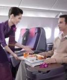 Luận án Tiến sĩ Kinh tế: Chất lượng dịch vụ hàng không của Hãng hàng không quốc gia Việt Nam