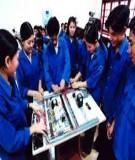 Luận án Tiến sĩ Kinh tế: Nghiên cứu việc làm của lao động qua đào tạo nghề ở Việt Nam
