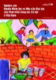 Nhu cầu Đào tạo cho Phát triển Công tác xã hội ở Việt Nam và Nghiên cứu nguồn Nhân lực