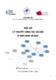 Ebook Một số lý thuyết Công tác xã hội ở Việt Nam và Đức: Phần 1 - GS.TS. Juliane Sagebiel, ThS. Ngân Nguyễn-Meyer (chủ biên tập )