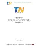 Giới thiệu Hệ thống đào tạo trực tuyến  E-Learning - CT Trí Nam