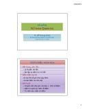 Bài giảng Kế toán quản trị - TS. Đỗ Quang Giám