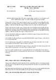 Văn bản hợp nhất 14/VBHN-BTC năm 2013