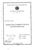 Đồ án tốt nghiệp: Tìm hiểu về ổi và nghiên cứu sản xuất thử nước ổi đóng chai