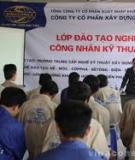 Luận án Tiến sĩ Kinh doanh và quản lý: Nghiên cứu chất lượng đào tạo công nhân kỹ thuật trong công nghiệp điện lực Việt Nam
