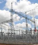 Đồ án cung cấp điện - Đại học Điện Lực