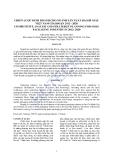 Chiến lược kinh doanh cho ngành sản xuất bao bì giấy Việt Nam giai đoạn 2012 - 2020 - Trịnh Xuân Hưng