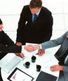 Tài liệu Kỹ năng đàm phán