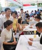 Luận án Tiến sĩ Kinh tế: Tăng cường khả năng tự tạo việc làm cho thanh niên Việt Nam