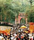 Bài giảng Chính sách văn hóa với phát triển của cộng đồng các dân tộc Việt Nam - PGS.TS. Vương Xuân Tình