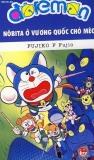 Truyện Doremon: Nôbita ở vương quốc chó mèo