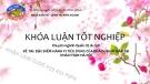 Khóa luận tốt nghiệp Quản trị du lịch: Đặc điểm hành vi tiêu dùng của khách sạn Nhật Bản tại khách sạn Hà Nội