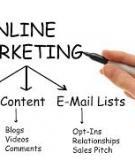Luận án Tiến sĩ Kinh doanh và quản lý: Mức độ hài lòng của khách hàng trong marketing trực tuyến loại hình C2C