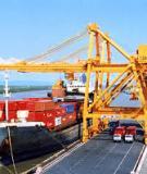 Luận án Tiến sĩ Kinh tế: Đầu tư phát triển cảng biển Việt Nam
