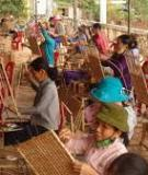 Luận án Tiến sĩ Kinh tế: Đào tạo nghề cho lao động nông thôn vùng Đồng bằng sông Hồng trong thời kỳ công nghiệp hóa, hiện đại hóa