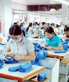 Luận án Tiến sĩ Kinh tế: Đào tạo và phát triển công nhân kỹ thuật trong các doanh nghiệp dệt may Hà Nội