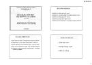 Bài giảng Thị trường tài chính - Ths. Trần Phương Thảo