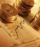 Giáo trình Lý thuyết tài chính tiền tệ - ThS. Phan Anh Tuấn