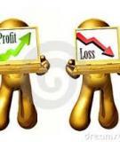 Tài liệu: Lập và trình bày báo cáo kết quả kinh doanh tổng hợp