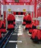 Đồ án Hệ thống cơ điện tử: Hệ thống rửa xe tự động