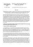 Báo cáo 199/BC-UBND năm 2013