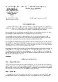 Thông tư liên tịch 05/2013/TTLT-UBDT-NNPTNT-KHĐT-TC-XD
